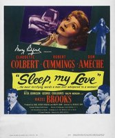Sleep, My Love movie poster (1948) picture MOV_d45624db