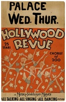The Hollywood Revue of 1929 movie poster (1929) picture MOV_d457da16