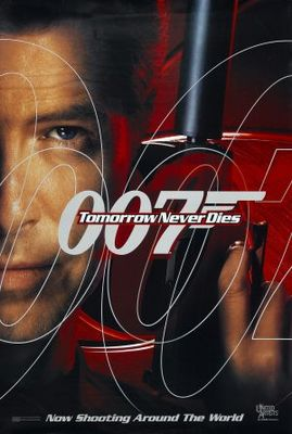 Tomorrow Never Dies movie poster (1997) poster MOV_d4595422