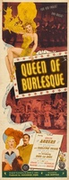 Queen of Burlesque movie poster (1946) picture MOV_d45c55c4