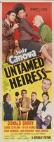 Untamed Heiress movie poster (1954) picture MOV_d460ab0d