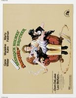 The Adventure of Sherlock Holmes' Smarter Brother movie poster (1975) picture MOV_d46429c8