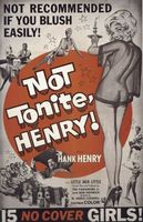 Not Tonight Henry movie poster (1961) picture MOV_d464320f