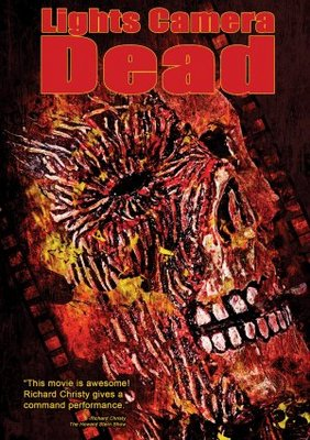 Lights Camera Dead movie poster (2007) poster MOV_d47030fc