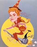 Bewitched movie poster (1964) picture MOV_d4753b1d