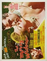 The Merry Widow movie poster (1952) picture MOV_d47878b2