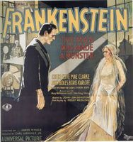 Frankenstein movie poster (1931) picture MOV_d47c0526