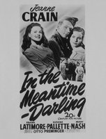In the Meantime, Darling movie poster (1944) picture MOV_d47c895c