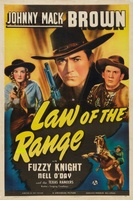 Law of the Range movie poster (1941) picture MOV_d4810839