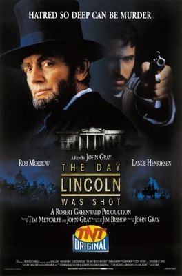 The Day Lincoln Was Shot movie poster (1998) poster MOV_d484d29a