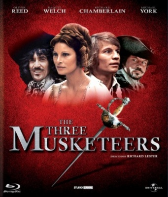 The Three Musketeers movie poster (1973) poster MOV_d4854f6c