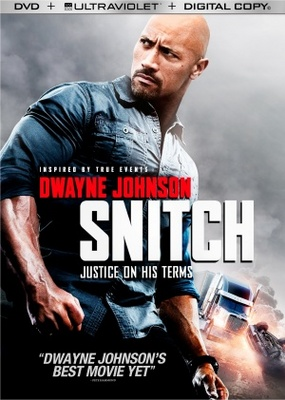 Snitch movie poster (2013) poster MOV_d4900bea