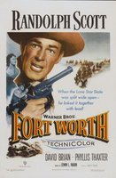 Fort Worth movie poster (1951) picture MOV_d4948d0e