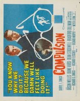 Compulsion movie poster (1959) picture MOV_d4988db1