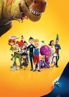 Meet the Robinsons movie poster (2007) poster MOV_d49b71e5