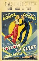 Follow the Fleet movie poster (1936) picture MOV_81bfc763