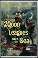 20000 Leagues Under the Sea movie poster (1954) picture MOV_d49d372f