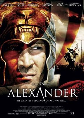 Alexander movie poster (2004) poster MOV_d4a06d44
