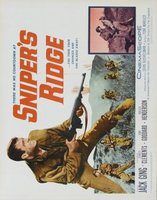 Sniper's Ridge movie poster (1961) picture MOV_d4a82465