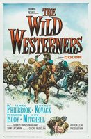 The Wild Westerners movie poster (1962) picture MOV_d4a984b0