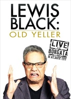 Lewis Black: Old Yeller - Live at the Borgata movie poster (2013) picture MOV_d4abc3ef