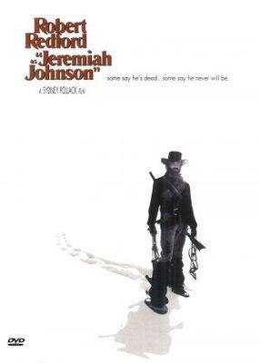 Jeremiah Johnson movie poster (1972) poster MOV_d4ac7eb7