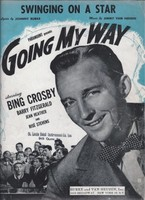 Going My Way movie poster (1944) picture MOV_8bad64c9