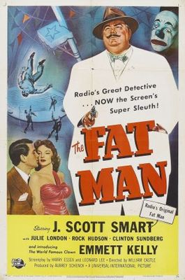 The Fat Man movie poster (1951) poster MOV_d4b01321