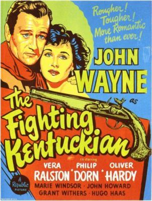 The Fighting Kentuckian movie poster (1949) poster MOV_d4b06800