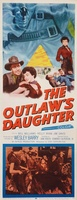 Outlaw's Daughter movie poster (1954) picture MOV_d4b93596