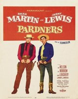 Pardners movie poster (1956) picture MOV_d4b9ddd4