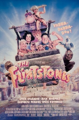The Flintstones movie poster (1994) poster MOV_d4bcc1cb