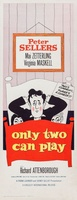Only Two Can Play movie poster (1962) picture MOV_d4c31a25