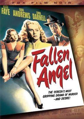 Fallen Angel movie poster (1945) poster MOV_d4c769b7