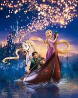 Tangled movie poster (2010) picture MOV_d4ccb889