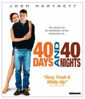40 Days and 40 Nights movie poster (2002) picture MOV_d4d9f3d9