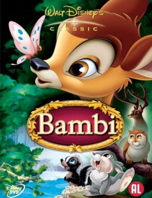 Bambi movie poster (1942) poster MOV_d4df8dbe