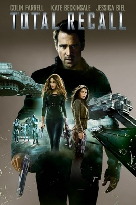 Total Recall movie poster (2012) poster MOV_d4e071d7