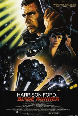 Blade Runner movie poster (1982) poster MOV_d4e4539e
