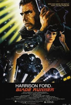 Blade Runner movie poster (1982) poster MOV_d4e4539e