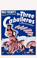 The Three Caballeros movie poster (1944) picture MOV_4a6018f0