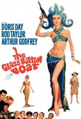 The Glass Bottom Boat movie poster (1966) poster MOV_d4ea0d04
