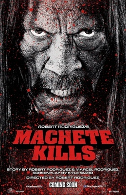 Machete Kills movie poster (2013) poster MOV_d4eda01b