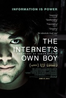 The Internet's Own Boy: The Story of Aaron Swartz movie poster (2013) picture MOV_d4ee3ec8