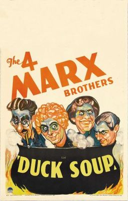 Duck Soup movie poster (1933) poster MOV_d4eed7d1