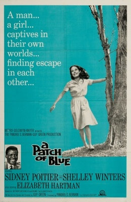 A Patch of Blue movie poster (1965) poster MOV_d4f235be