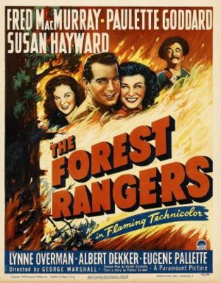 The Forest Rangers movie poster (1942) poster MOV_d4f57c6c