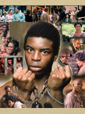 Roots movie poster (1977) poster MOV_d4fb6984
