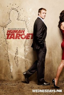 Human Target movie poster (2010) poster MOV_d4fff1a0
