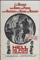Hell Is for Heroes movie poster (1962) picture MOV_d5015cb8